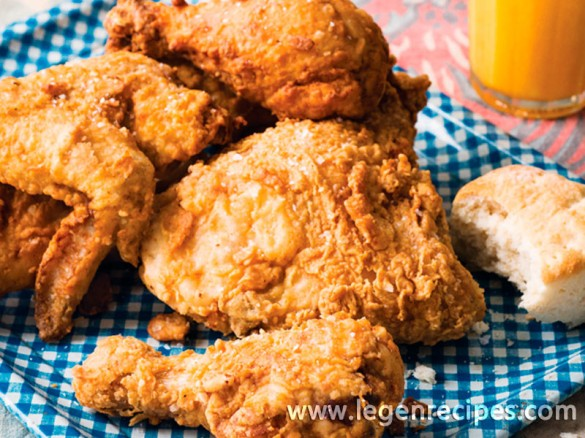 mark romanos highland kitchen fried chicken plan ahead for the two day brining process and this fried true recipe will make your holiday weekend o - Highland Kitchen
