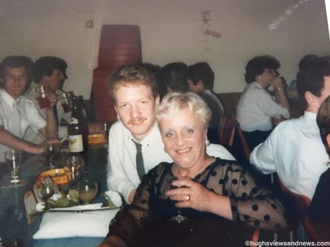 Mum & Hugh