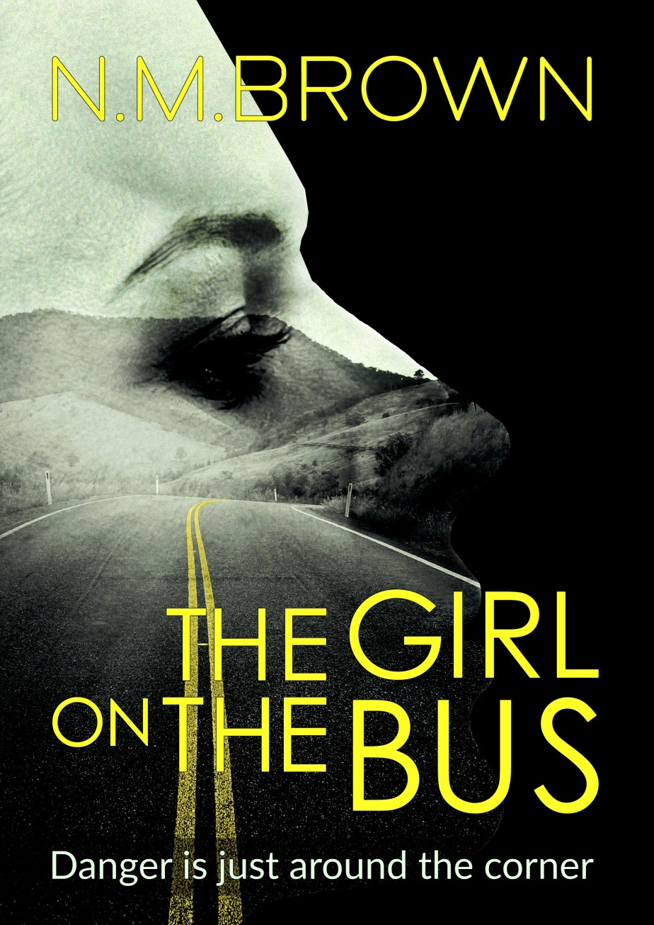 The Girl on The Bus by N M Brown #BlogTour #GuestPost @Bloodhoundbook