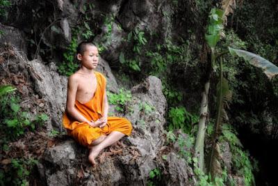 Mountain Monk
