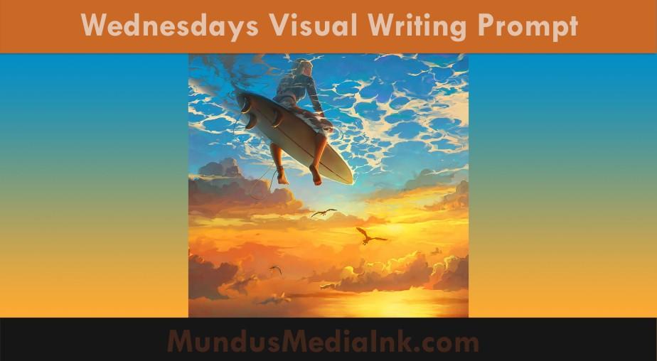 Wednesdays Visual WritingPrompt