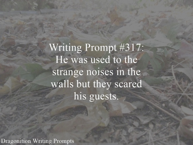 Writing Prompt Dragonition 317