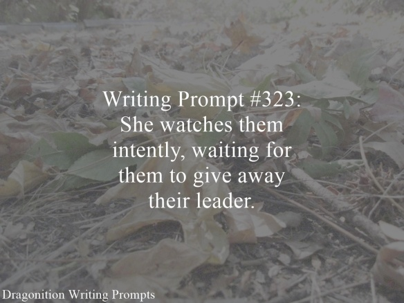 Writing Prompt Dragonition 323