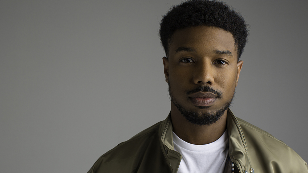 Michael B. Jordan Just Mercy
