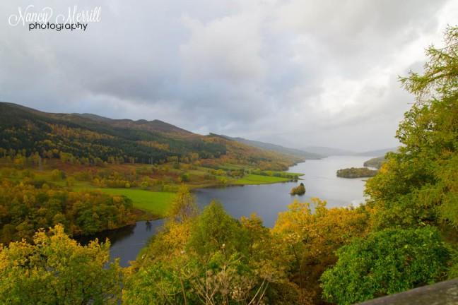 Queen's View Scotland